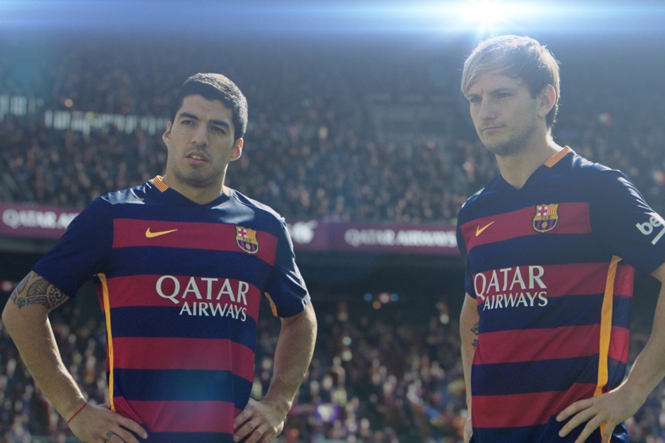 QATAR AIRWAYS FC BARCELONA SAFETY VIDEO