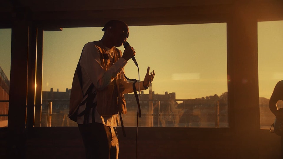 JVCK JAMES - LIVE AT OVAL SPACE