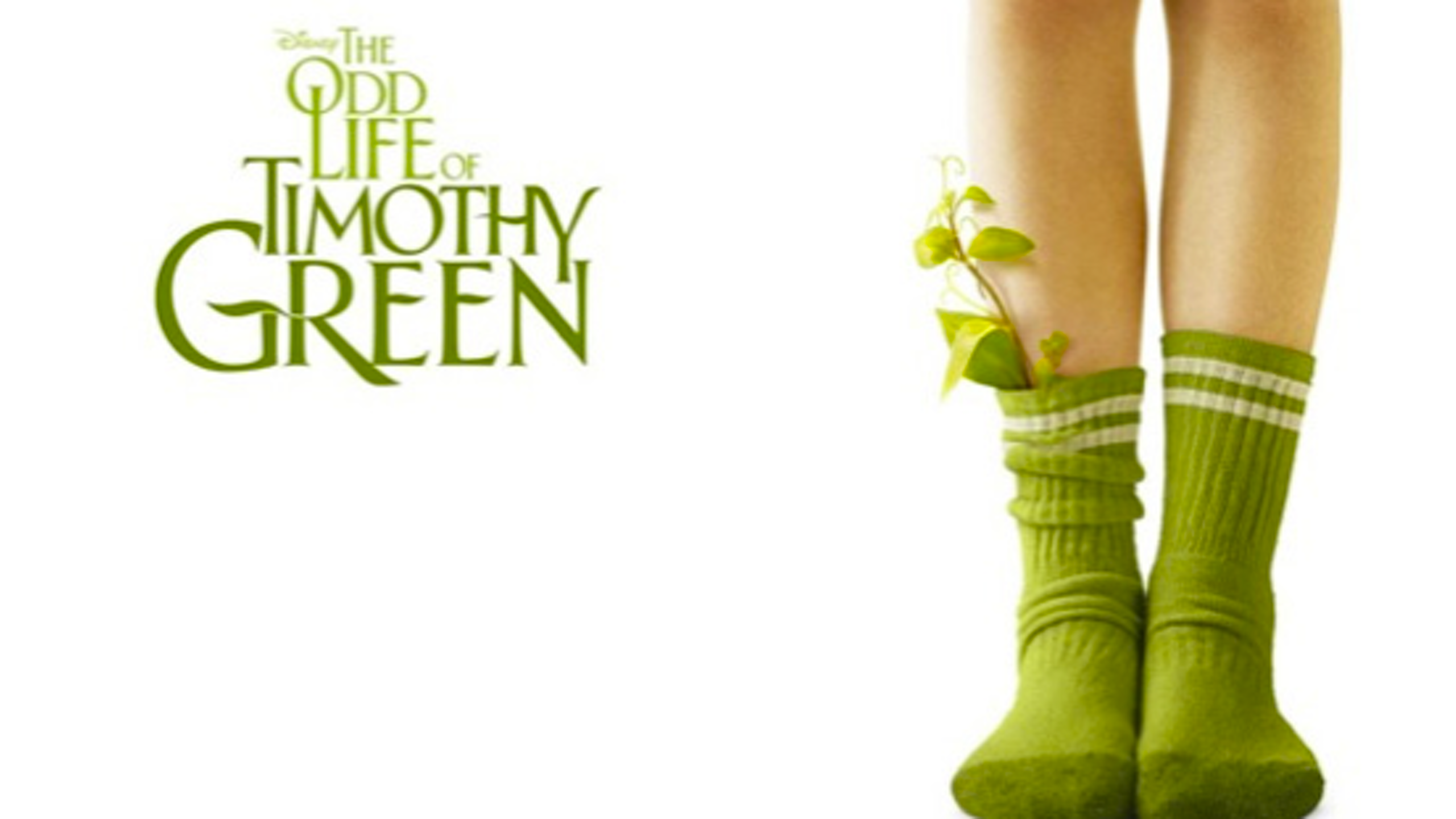 DISNEY'S  - The Odd Life Of Timothy Green