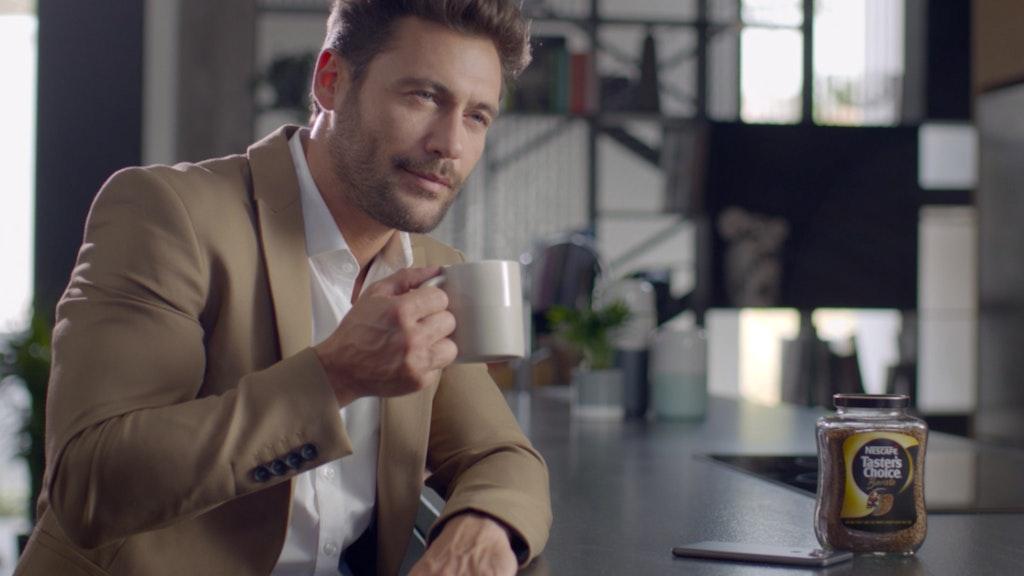 Nescafé, Taster's Choice - Barista
