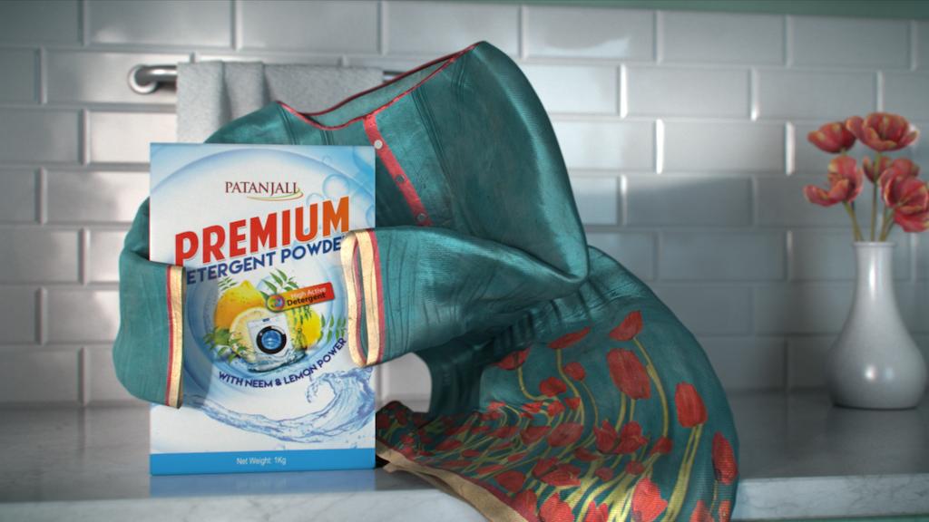 Patanjali Detergent