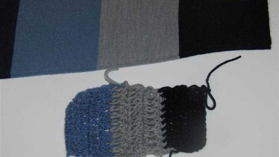 Castro yarn -