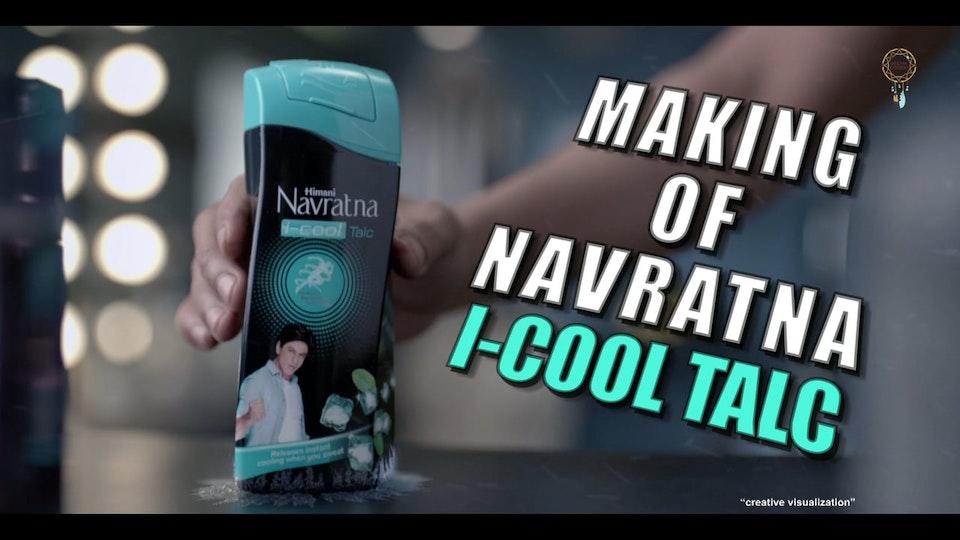 Icool talc - featuring SRK