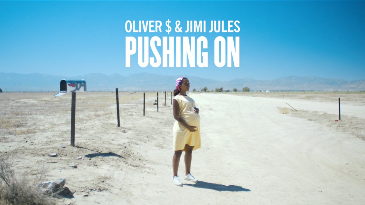 Oliver $ & Jimi Jules - Pushing On - Director: Ian Robertson