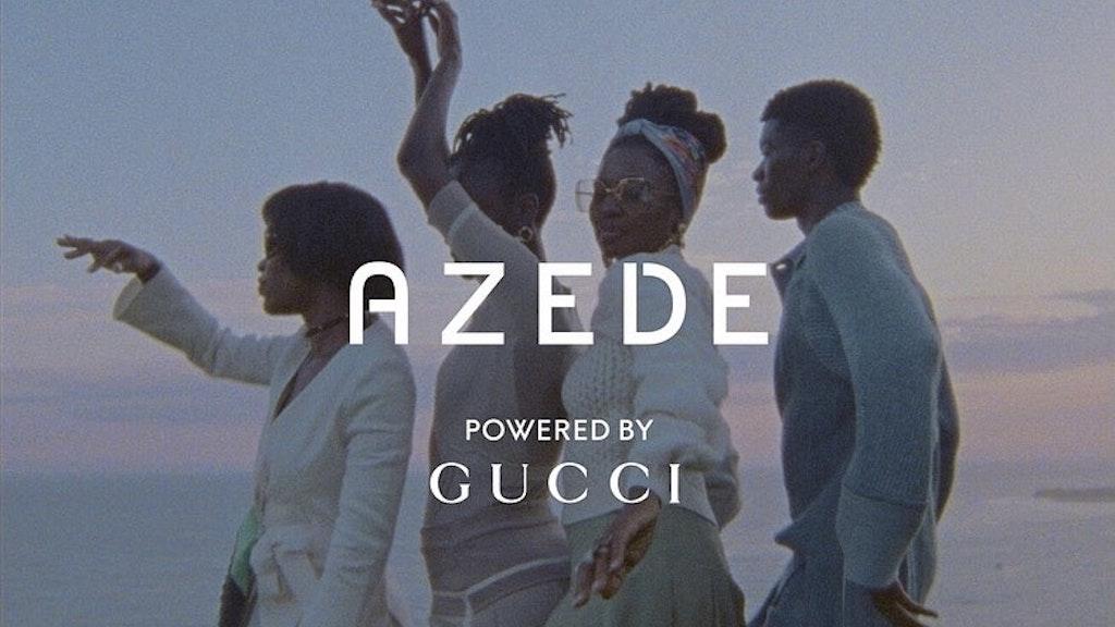 GUCCI POWERED BY AZEDE | IBRA AKE