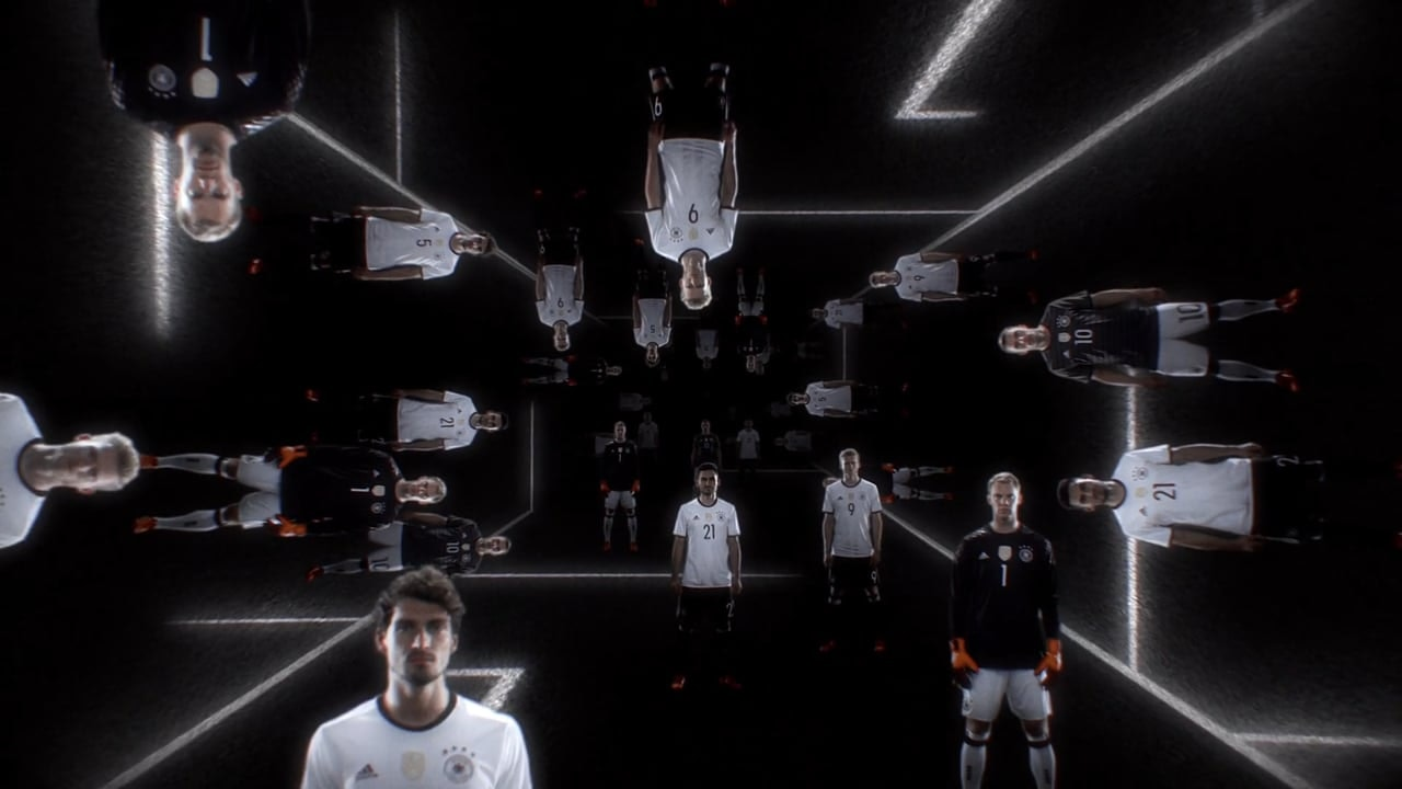 Adidas 'Our Pitch Our Rules'
