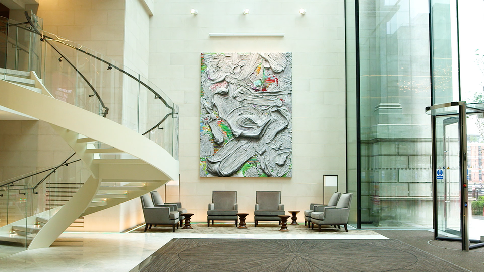 "'Sylvia' - JP Morgan Chase - ""Hi Phil. Today I got the chance to view your film in the lobby of our New York HQ and, again, I was so proud of having this accomplished – Thank you for such a terrific and timeless film."""