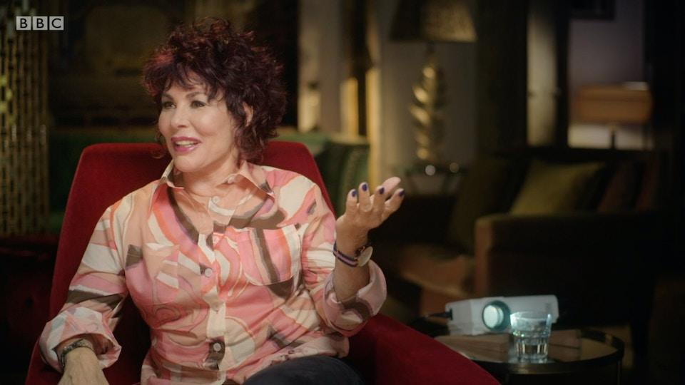 'When Ruby Wax Met...'     3 x 60 mins BBC 2