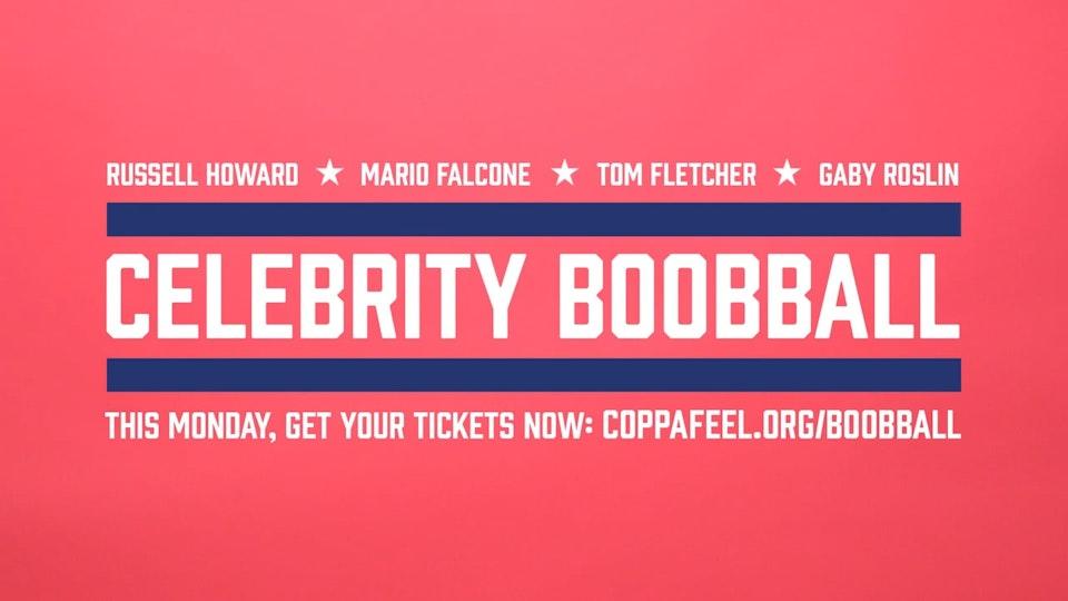 Celebrity Boobball