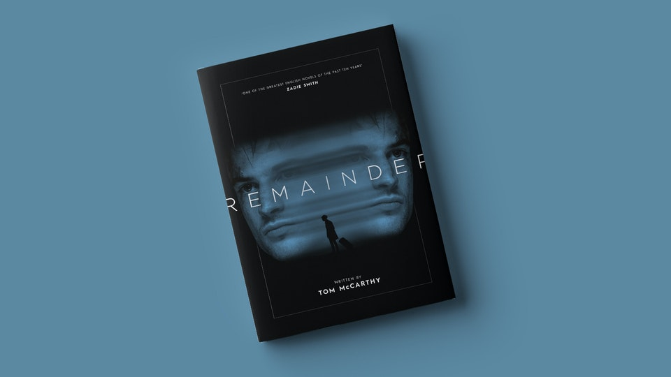 Remainder Film Poster