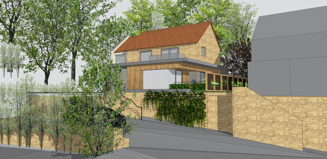 The Willow, Cleeve Hill gets Planning Permission