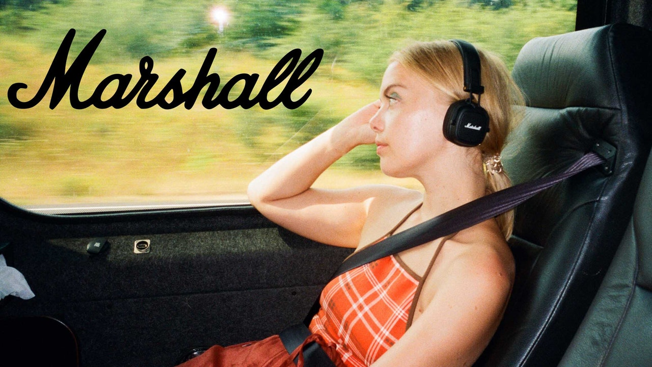 Marshall - On The Road with Dream Wife