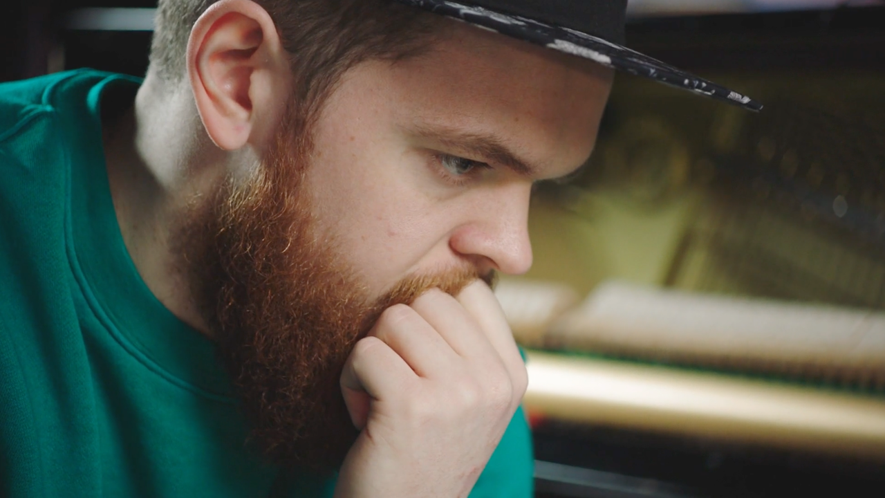 Jack Garratt for Spotify