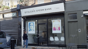Made By Dyslexia - Sperm Bank