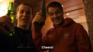 Heineken - Trophy Tour 2012