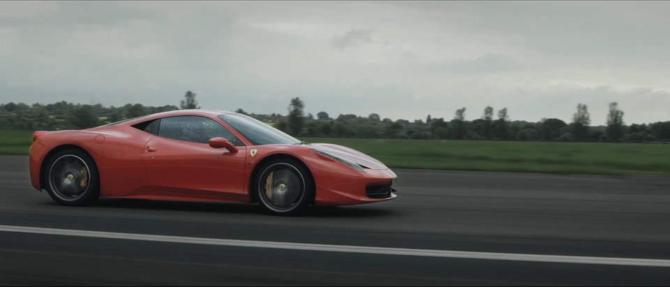Three Era's Of Ferrari