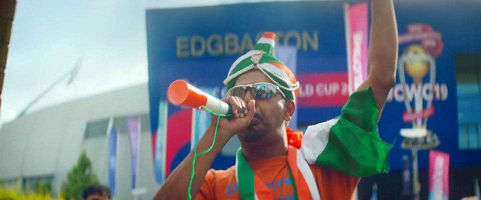 Nissan // Sweep The Nation // Cricket World Cup