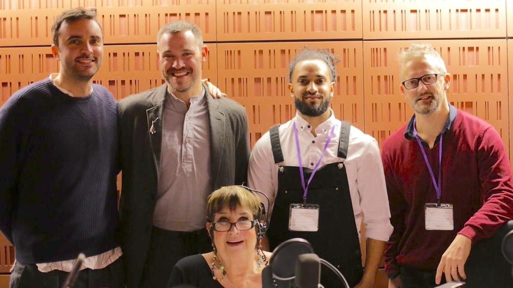 Radio 4 Woman's Hour on Modern Masculinity
