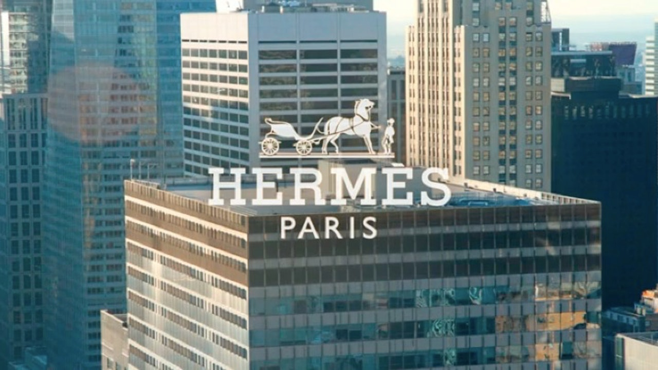 Hermès - Time Suspended -