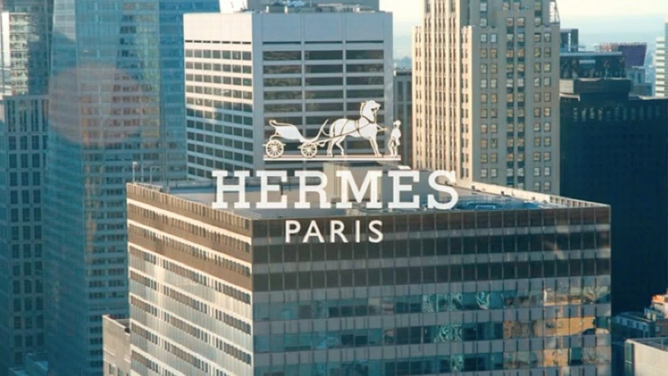 Hermès - Time Suspended