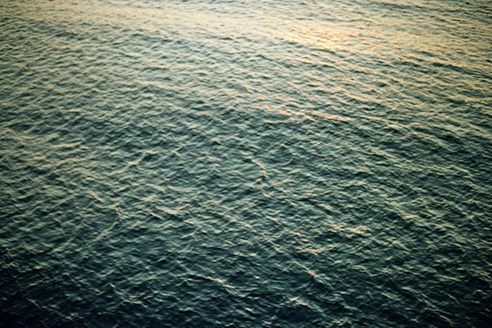 places Oceans