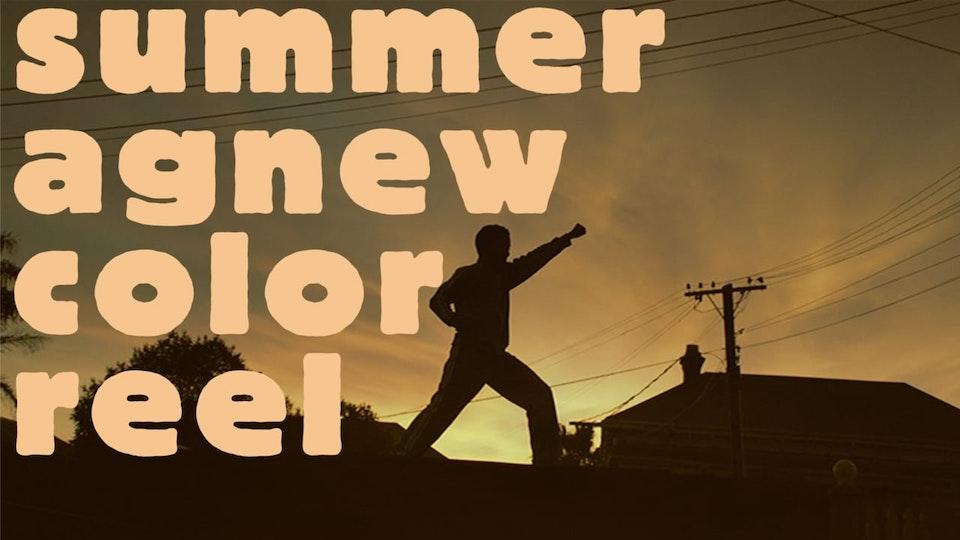 colour SUMMER_AGNEW_COLOR_TEASE