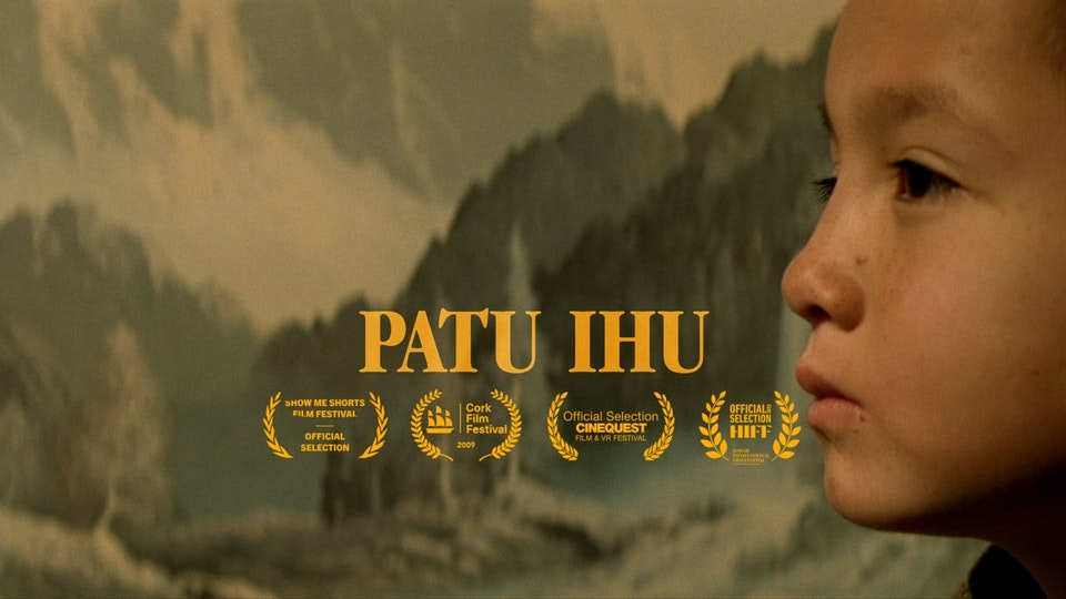 archive Patu Ihu - Short film trailer