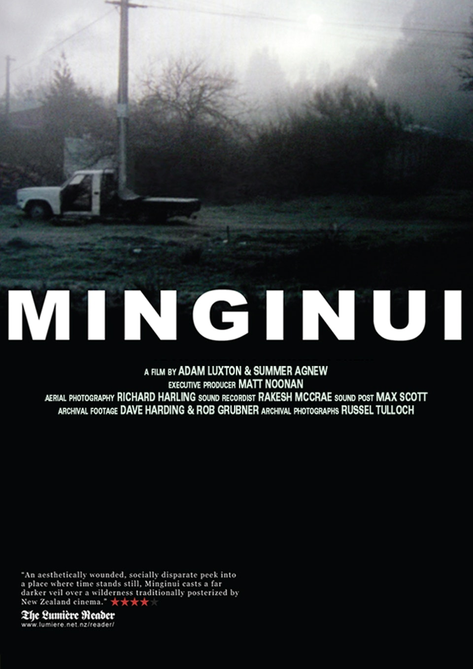 summer agnew makes films - miniginui