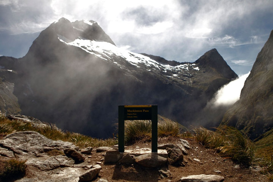 places Mckinnon Pass