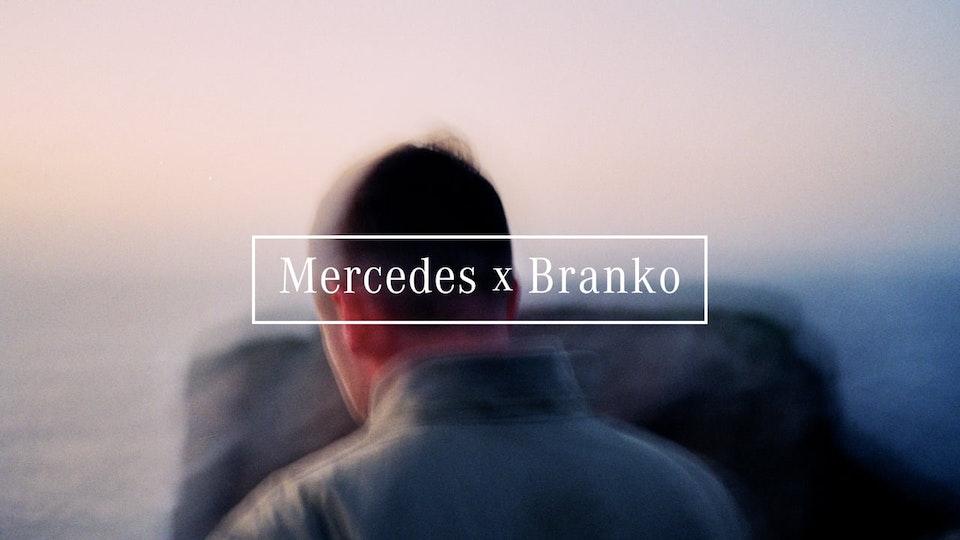 select directing work Mercedes x Branko