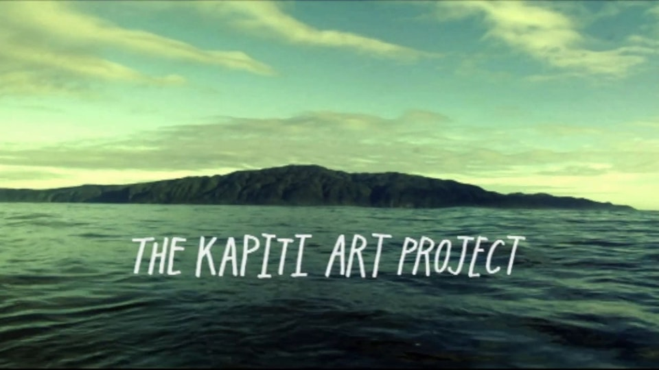 archive Kapiti Art Project - Trailer