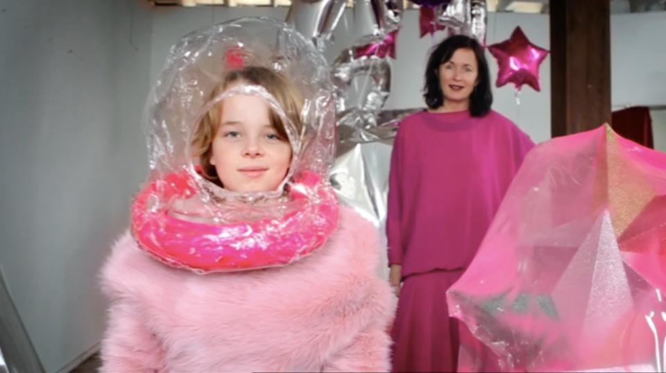 summer agnew makes films - Smarties Pink episode
