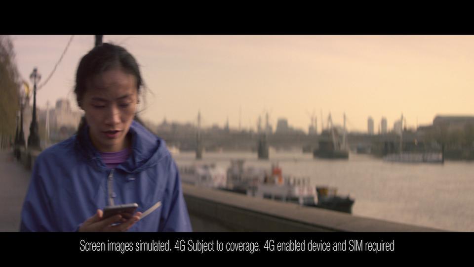 Tesco Mobile. W+K AMS. UK Campaign. -