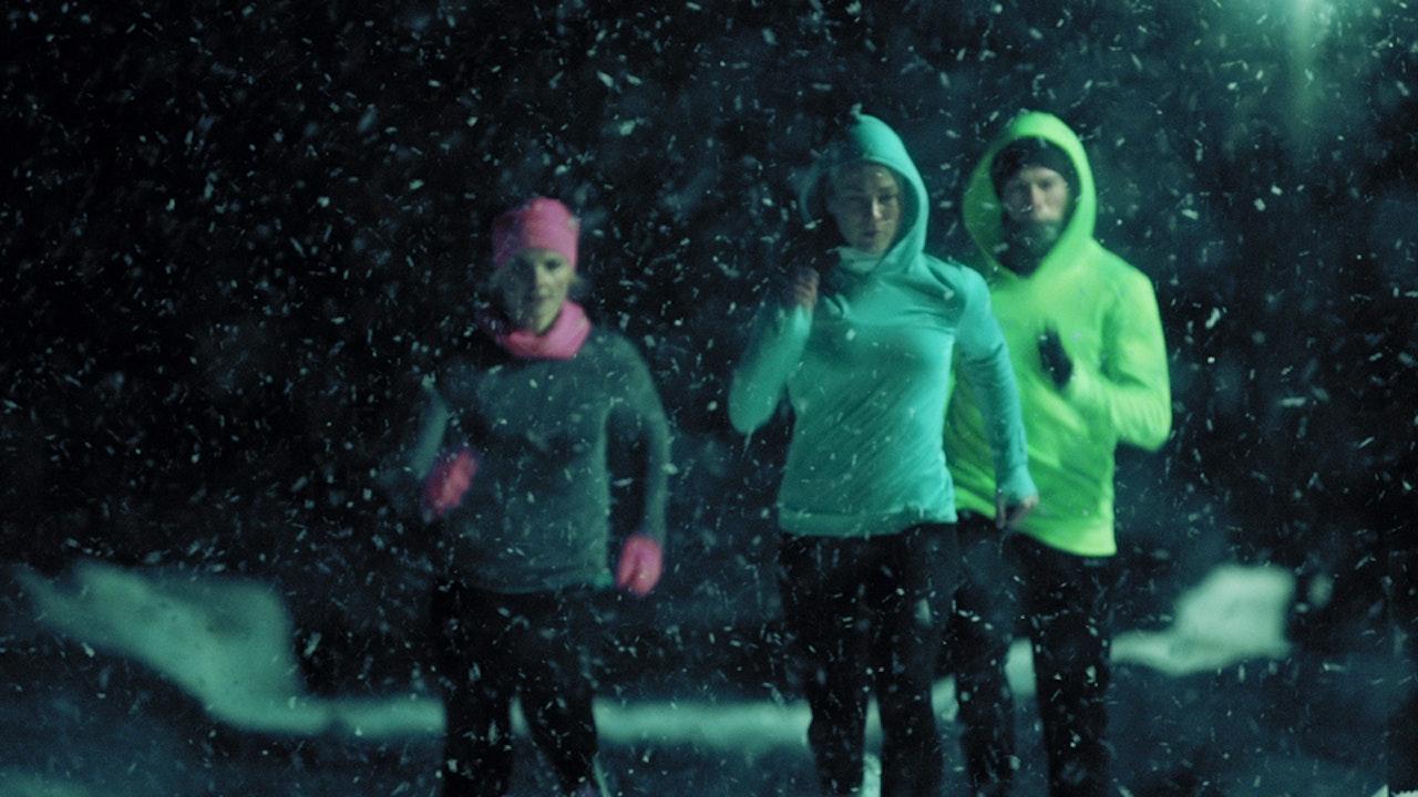 adidas #openallwinter. Global Campaign -