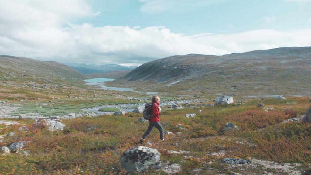 POV. Kvikk Lunsj. Norway.