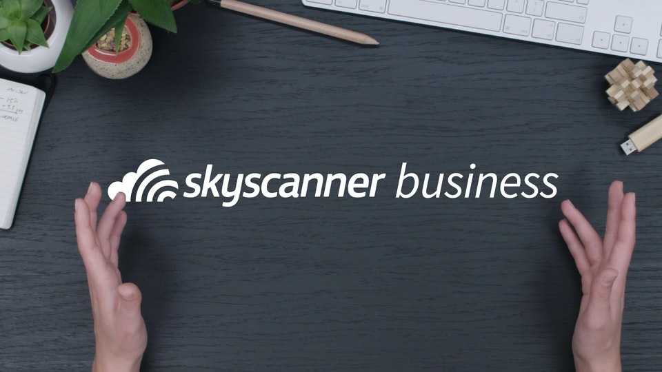 Skyscanner for business - online