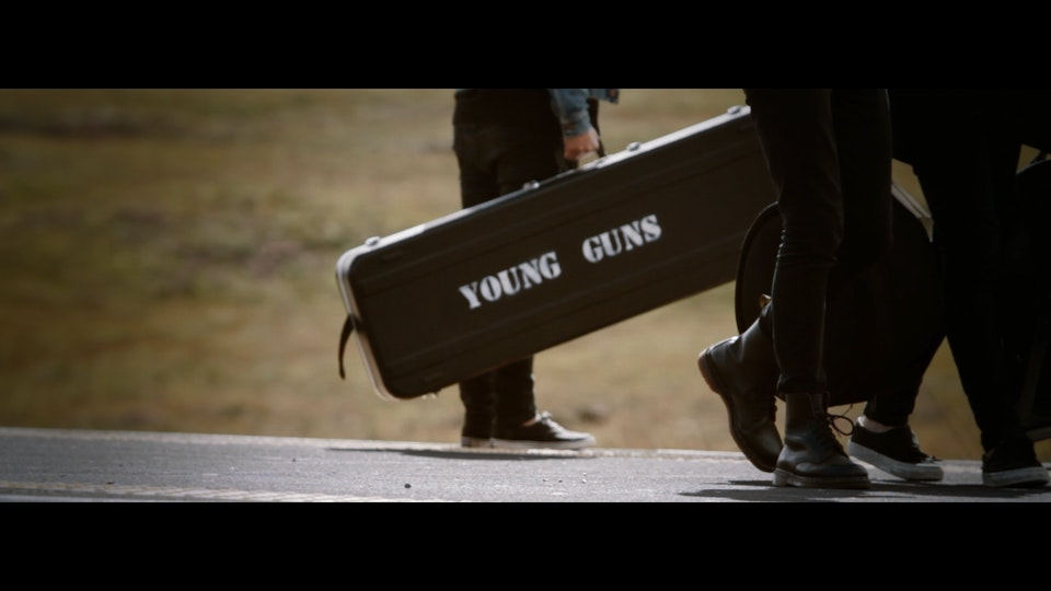 Young Guns - Weight of the World -