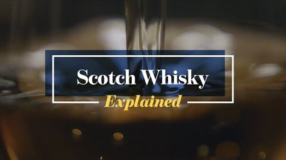 Scotch Whisky Explained - online
