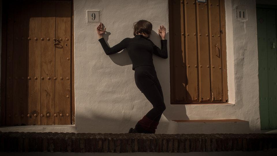 A short experimental dance film clip