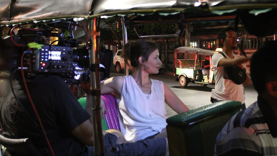 Filming from TukTuk's in Bangkok