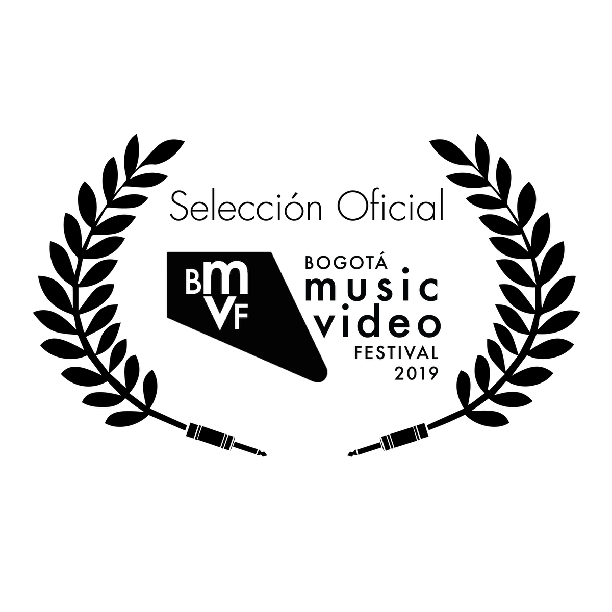 Official selection Bogota music video festival - Etch