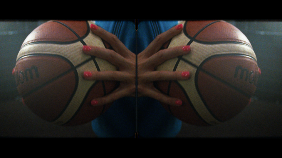DAZN. FIBA TAKE THE BALL -