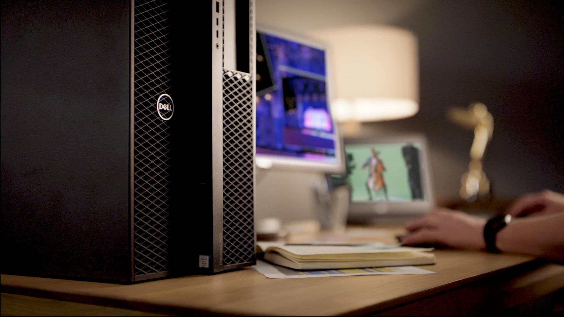 Dell: Sony Innovation Studios Customer Story