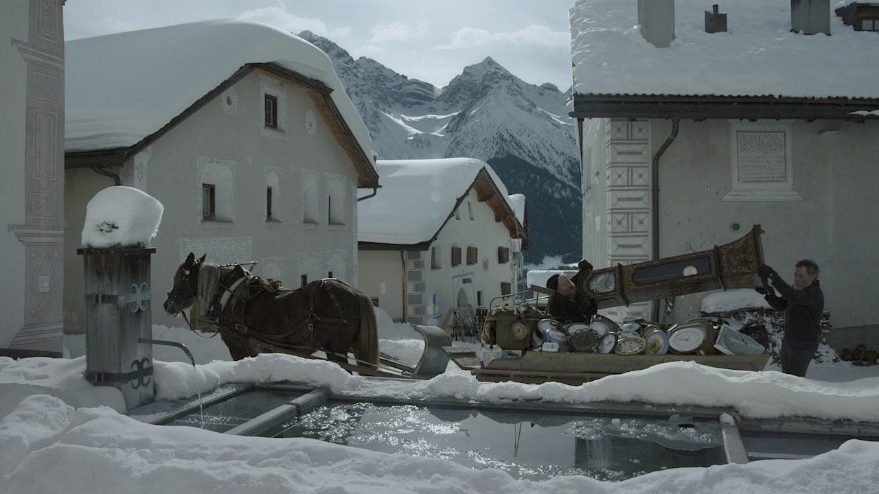 SWITZERLAND TOURISM - Time -