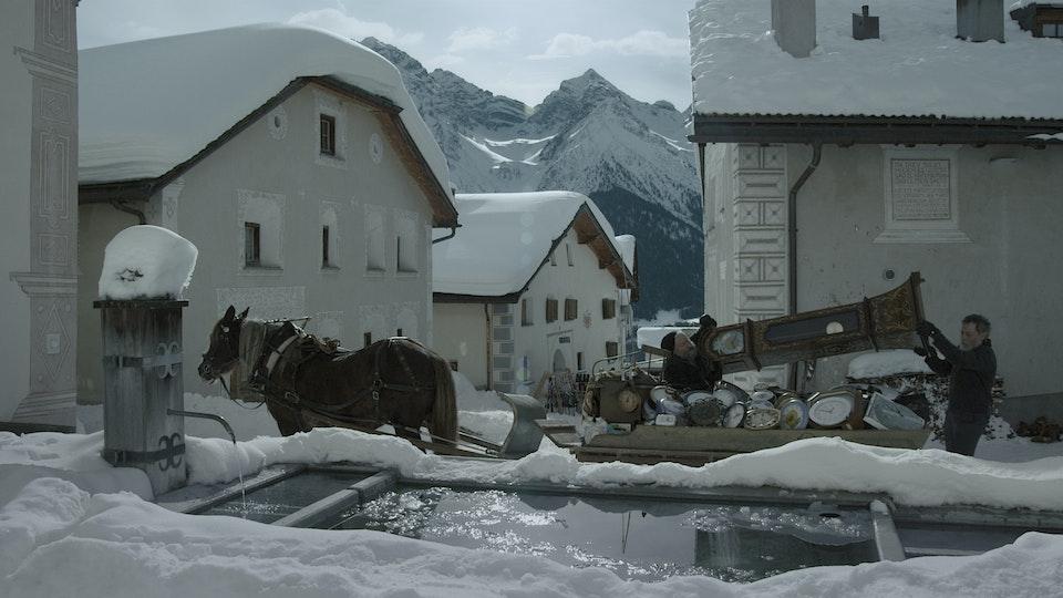 SWITZERLAND TOURISM - Time