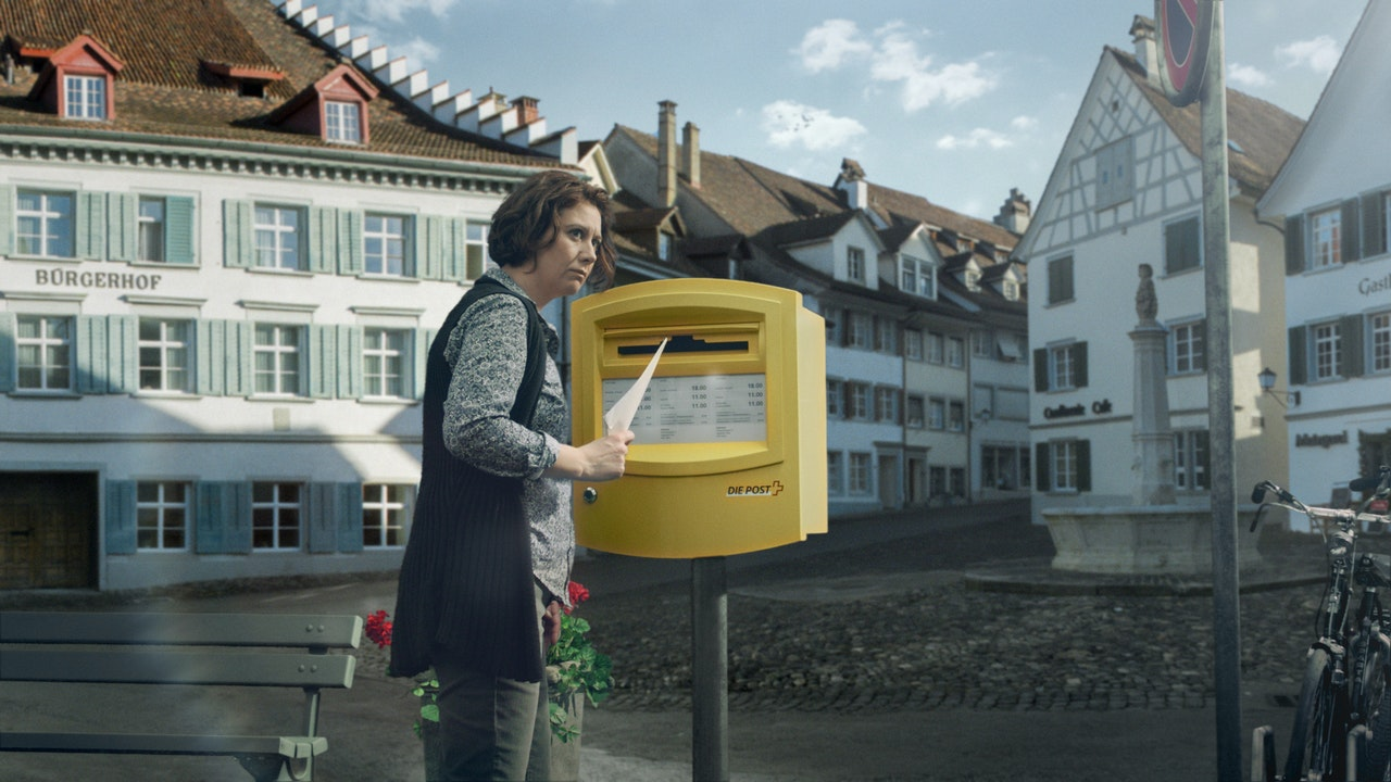 SWISS POST - That, As Well -