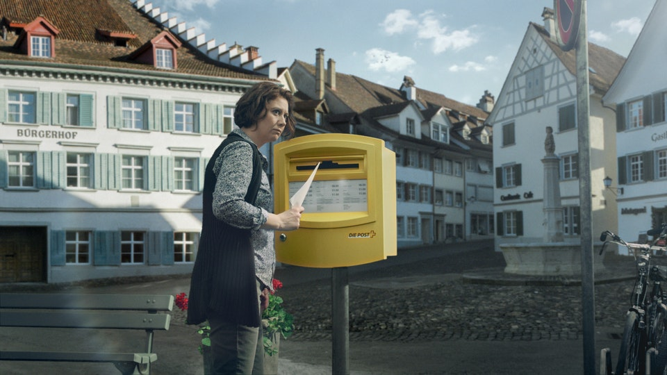 SWISS POST - That, As Well