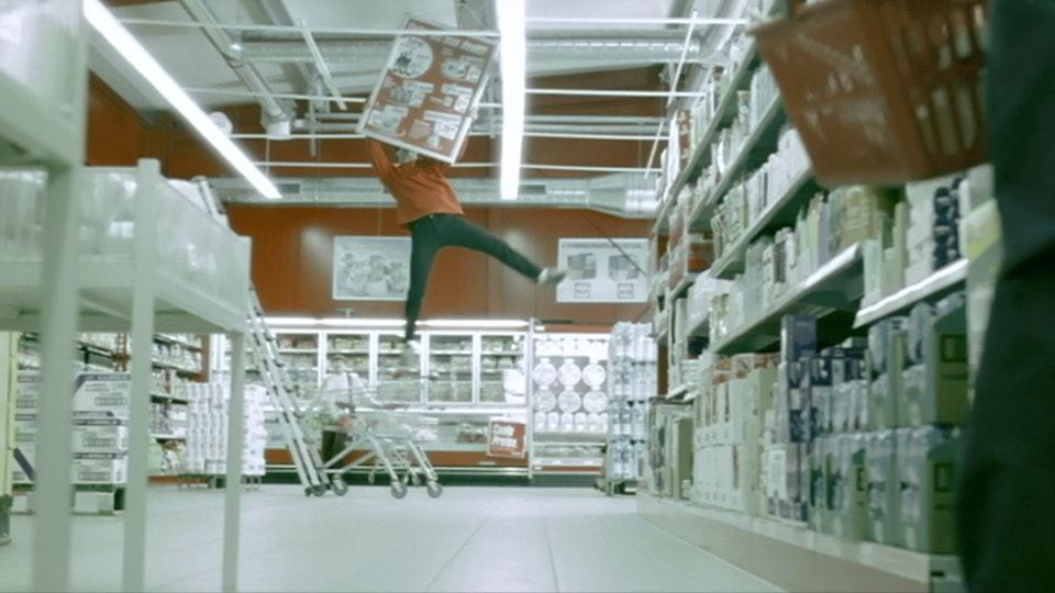 DENNER SUPERMARKET - Falling