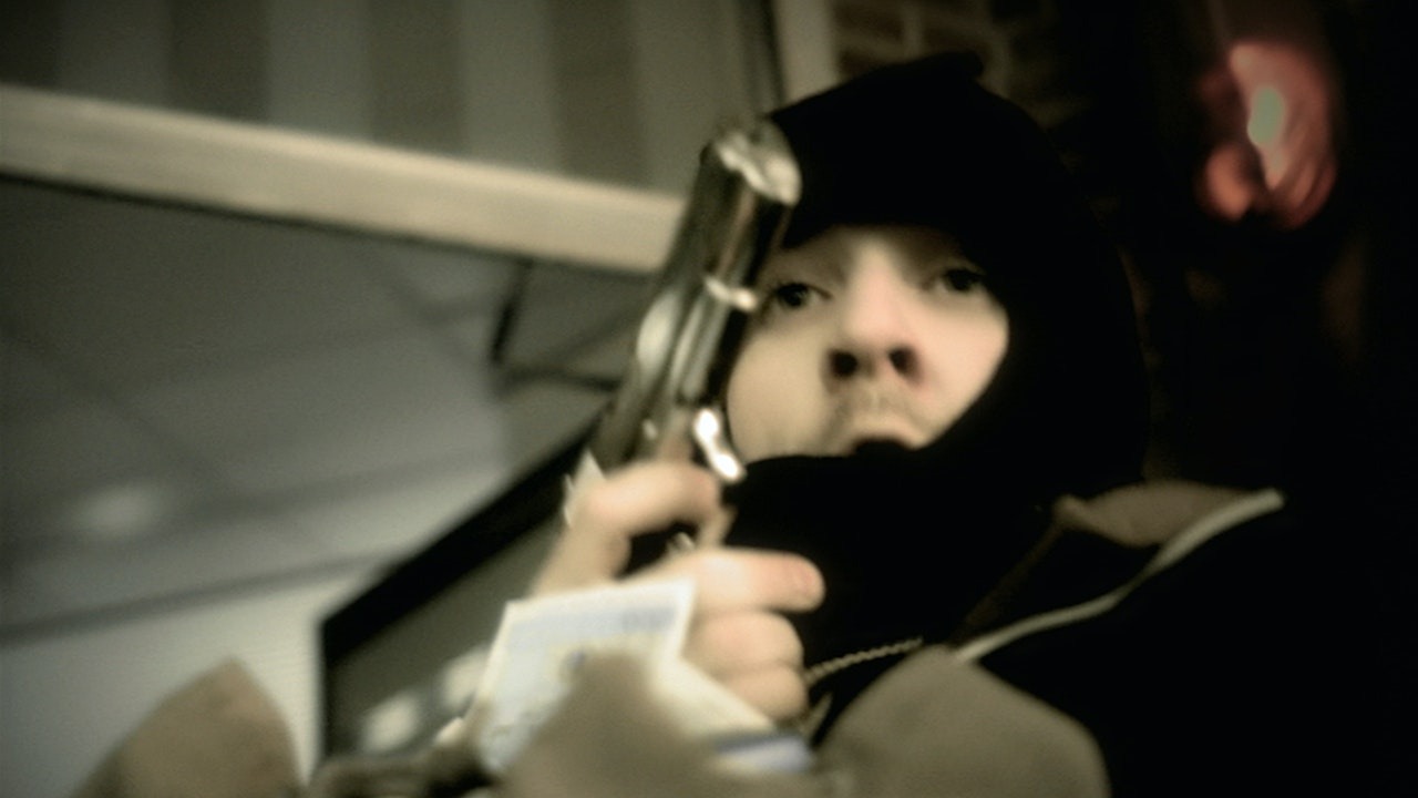 RENAULT KANGOO - Bank Robbery -