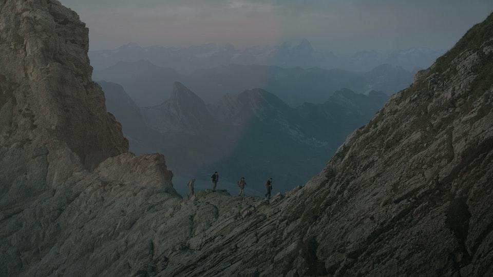 SWITZERLAND TOURISM - The Visit